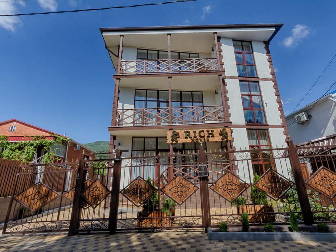 Мини-гостиницы в Геленджике